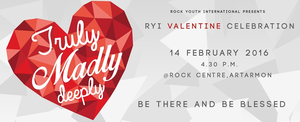 2016 ROCKSydney Youth International Valentine Celebration